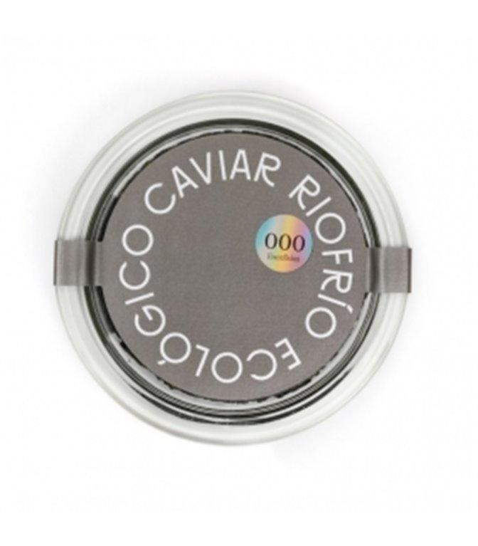 Caviar de Riofrío Ecológico Excellsius 200gr. Riofrío. 1un.