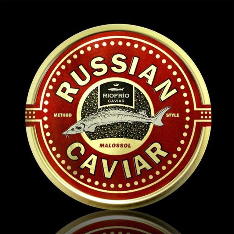 Caviar de RioFrío Russian Style
