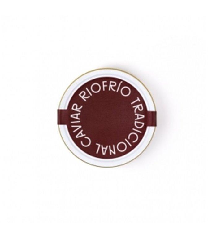 Riofrio Caviar Traditional Osetra Classic 50gr. Riofrio.1un.