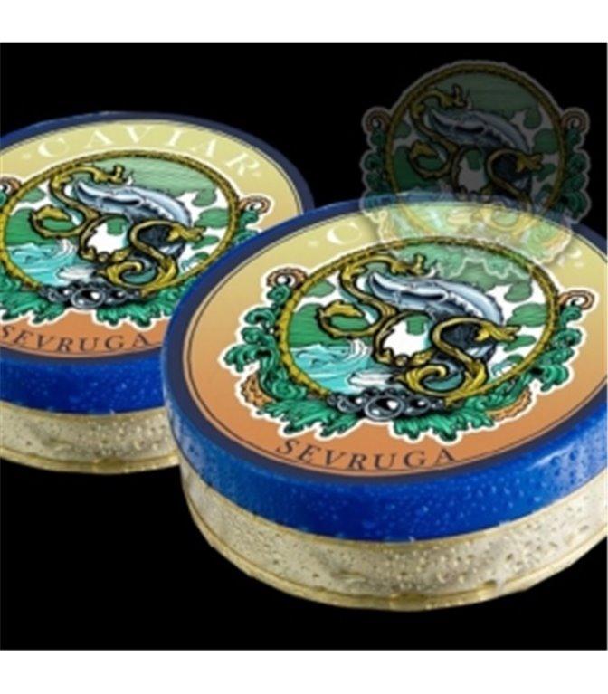 Caviar Sevruga 100gr. Sos. 1un.
