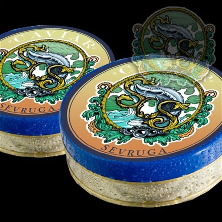 Caviar Sevruga 250gr. Sos. 1un., 1 ud