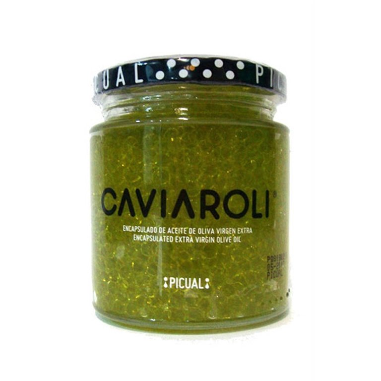 Caviaroli de AOVE Picual 200gr. Caviaroli. 4un., 1 ud
