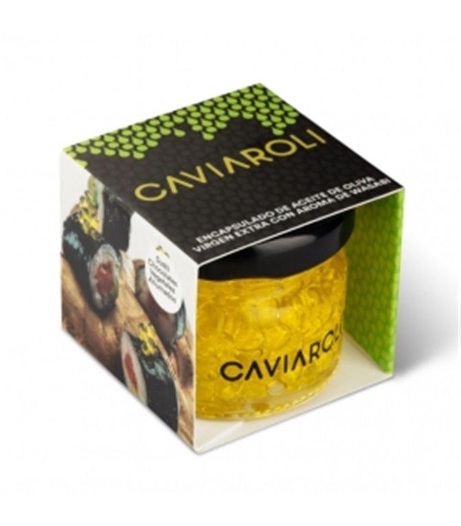 Caviaroli de Wasabi 20gr. Caviaroli. 18un.