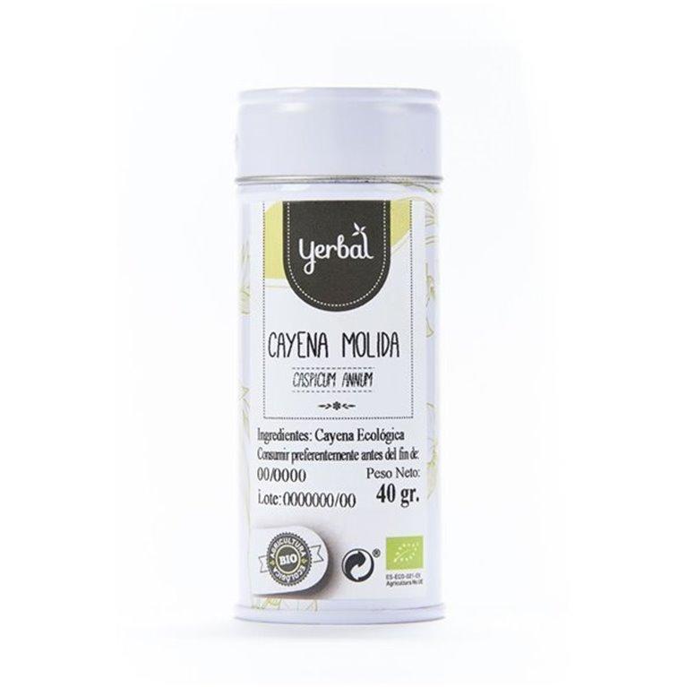 Cayena molida, 1 ud