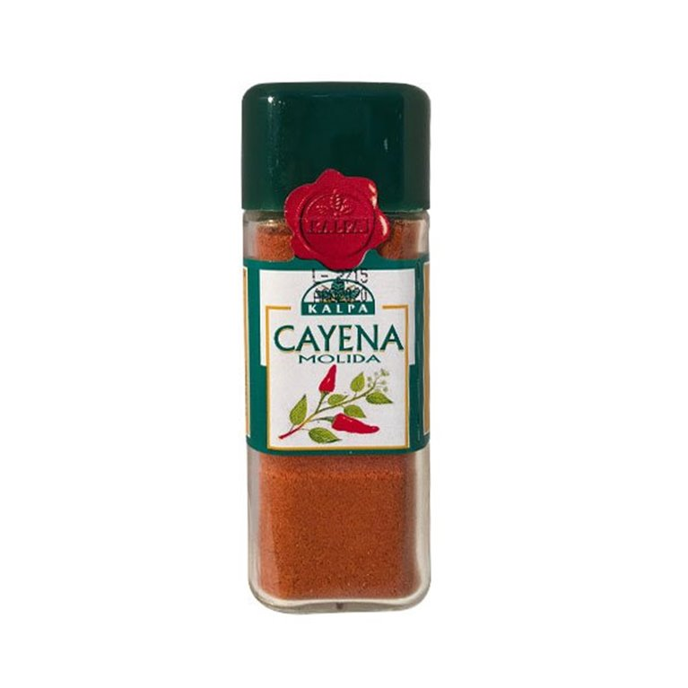 Cayena molida - Kalpa, 1 ud