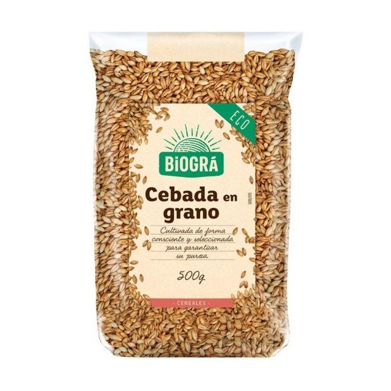 Cebada Grano Bio 500g