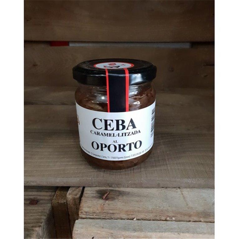 Cebolla Caramelizada al Oporto 180 gr., 1 ud