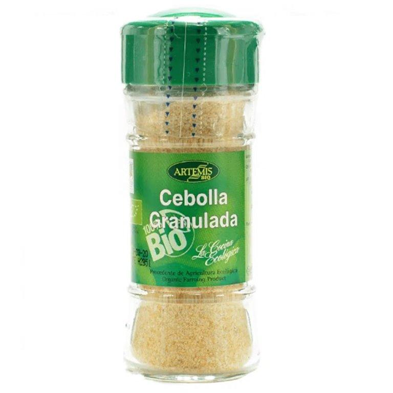 Onion Dehydrated Granulated Bio 45g