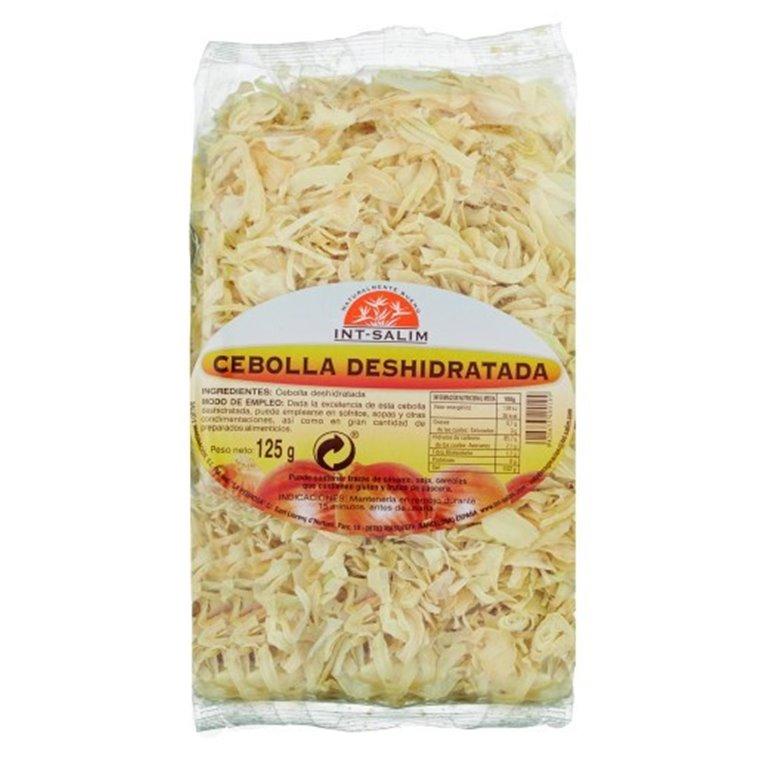 Cebolla Deshidratada 125g, 1 ud