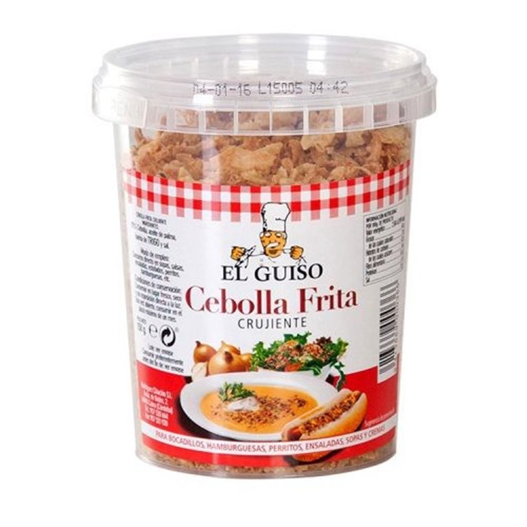 Cebolla Frita El Guiso