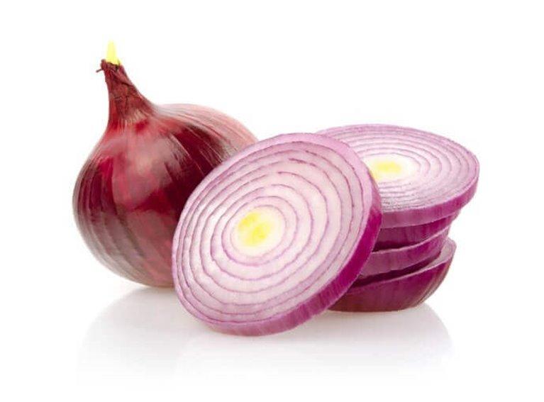 Cebolla roja BIO - 1 kg