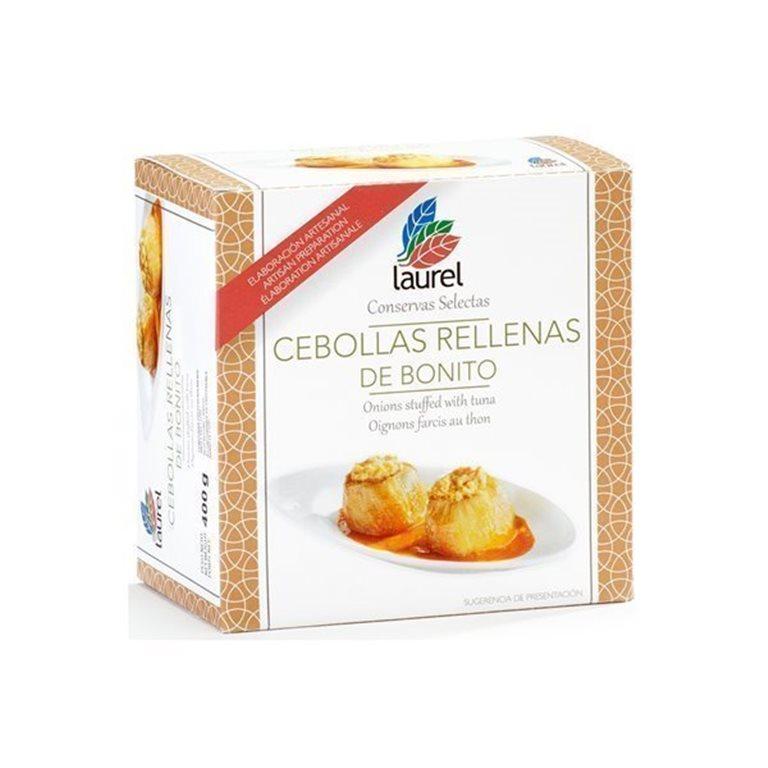 Cebollas rellenas de Bonito, 470 gr