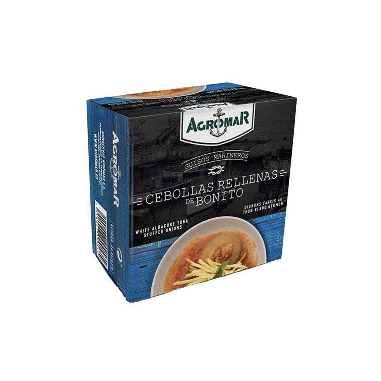 Cebollas rellenas de Bonito 420g Agromar