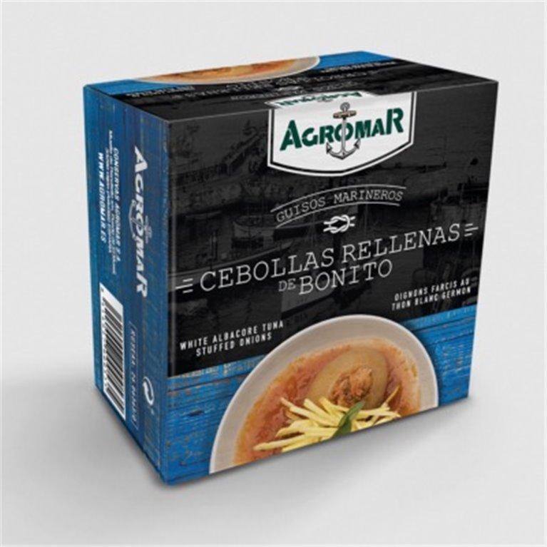 Cebollas rellenas de bonito Agromar, 1 ud