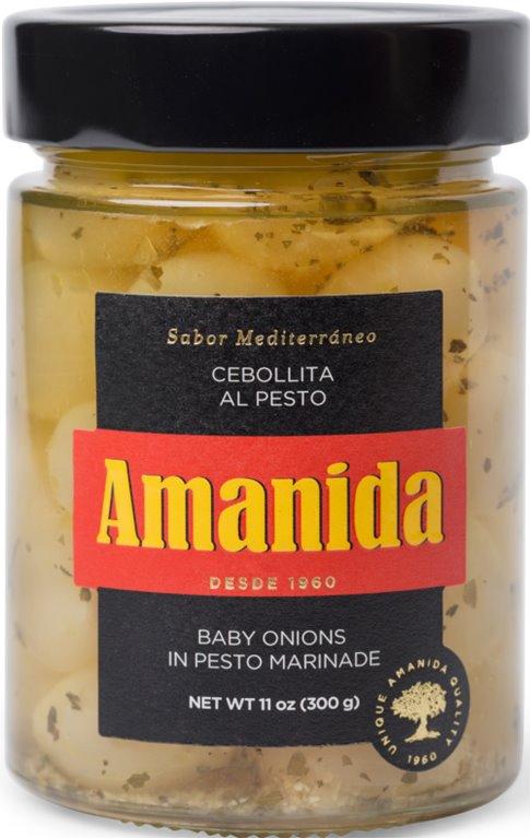 Cebollitas al Pesto Amanida
