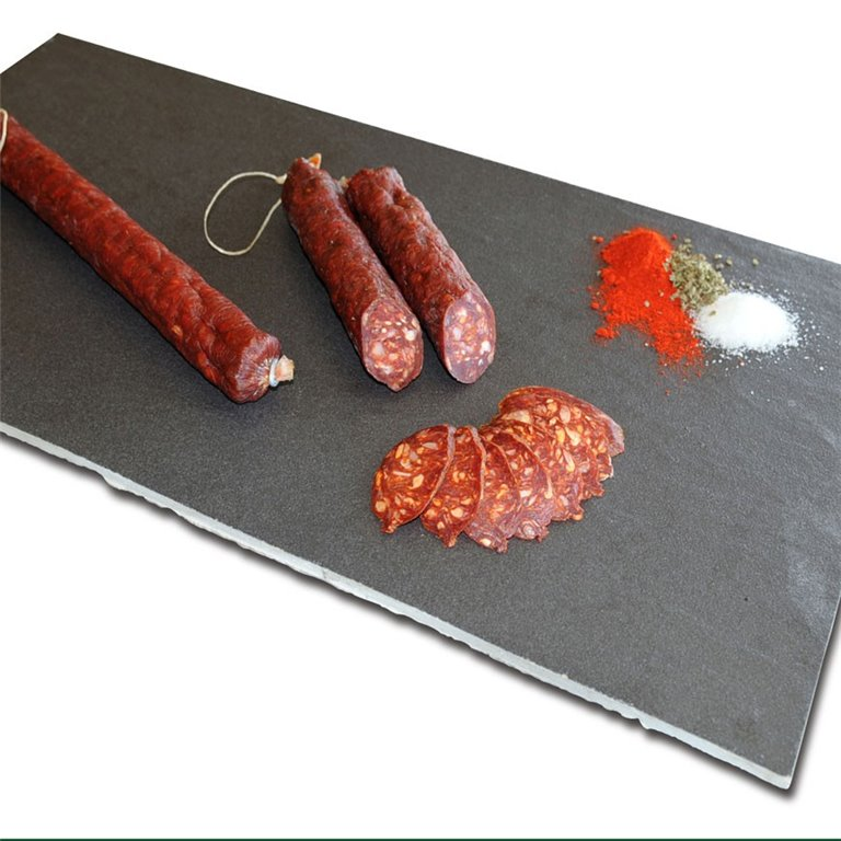 Chorizo picante Halal de Pavo 1,9 Kg aprox.