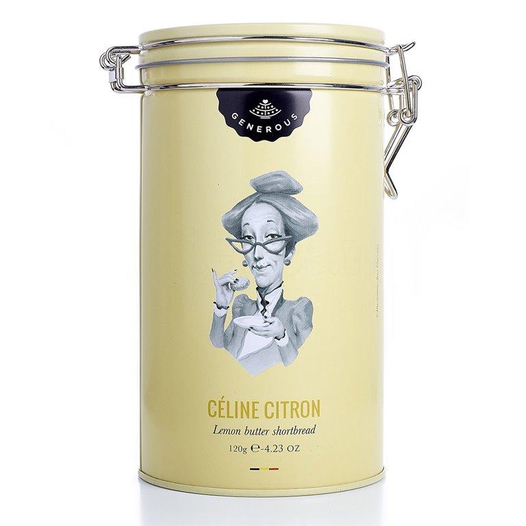 Celine Limón Lata 120gr. Generous. 4un., 1 ud
