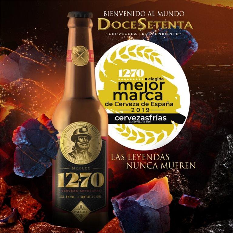 Beer 1270-TwelveSetenta-