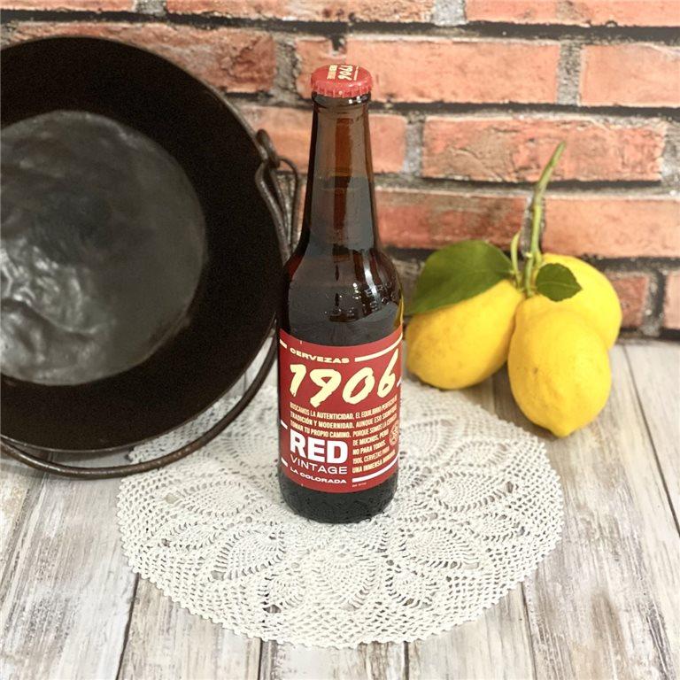 Cerveza 1906 Red Vintage (pack 6)