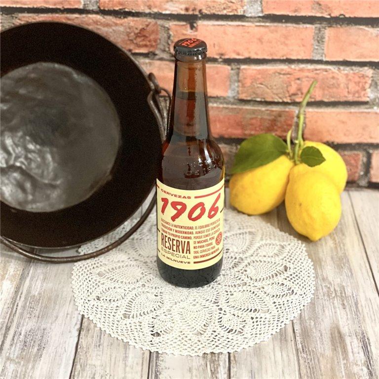 Cerveza 1906 Reserva Especial (pack 6)