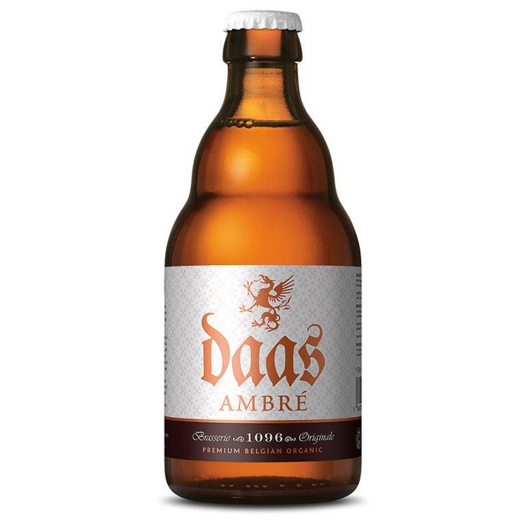 Cerveza Ambré Sin Gluten Bio Daas 330ml