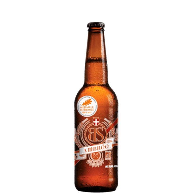 Cerveza Ambrée Bio 330ml