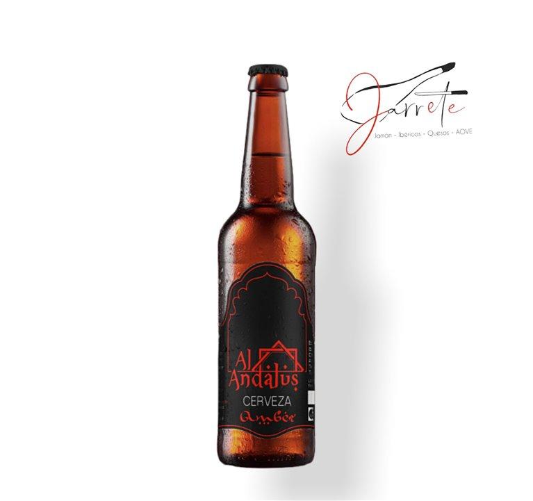 Cerveza Artesana Al-Andalus Amber