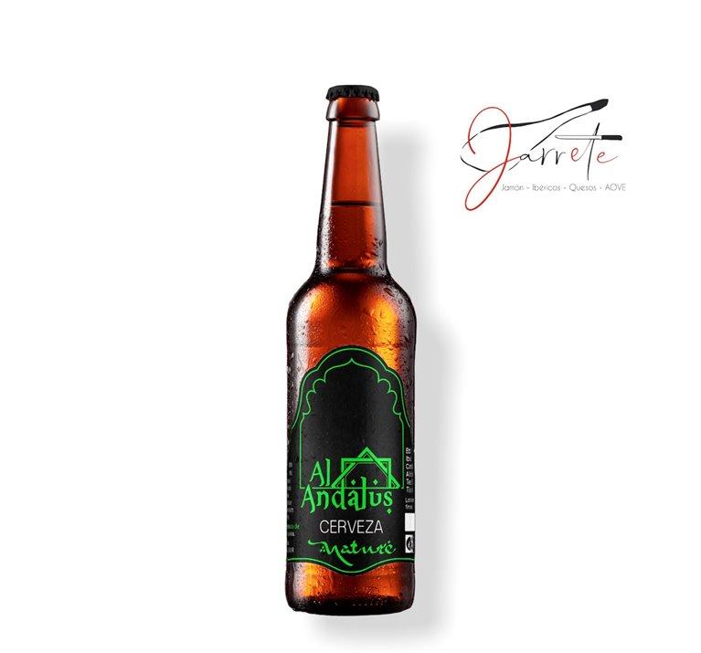 Cerveza Artesana Al-Andalus Ecológica