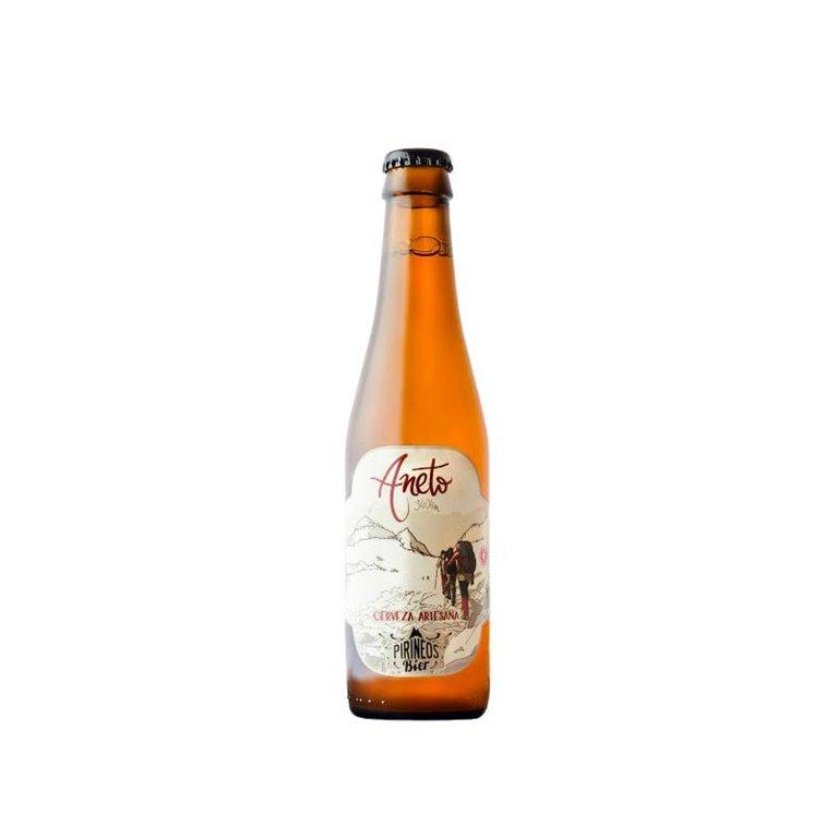 Cerveza Artesana Aneto