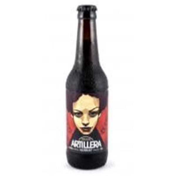 Cerveza Artesana Artillera Morena 7