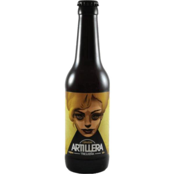 Cerveza Artesana Artillera Trigueña