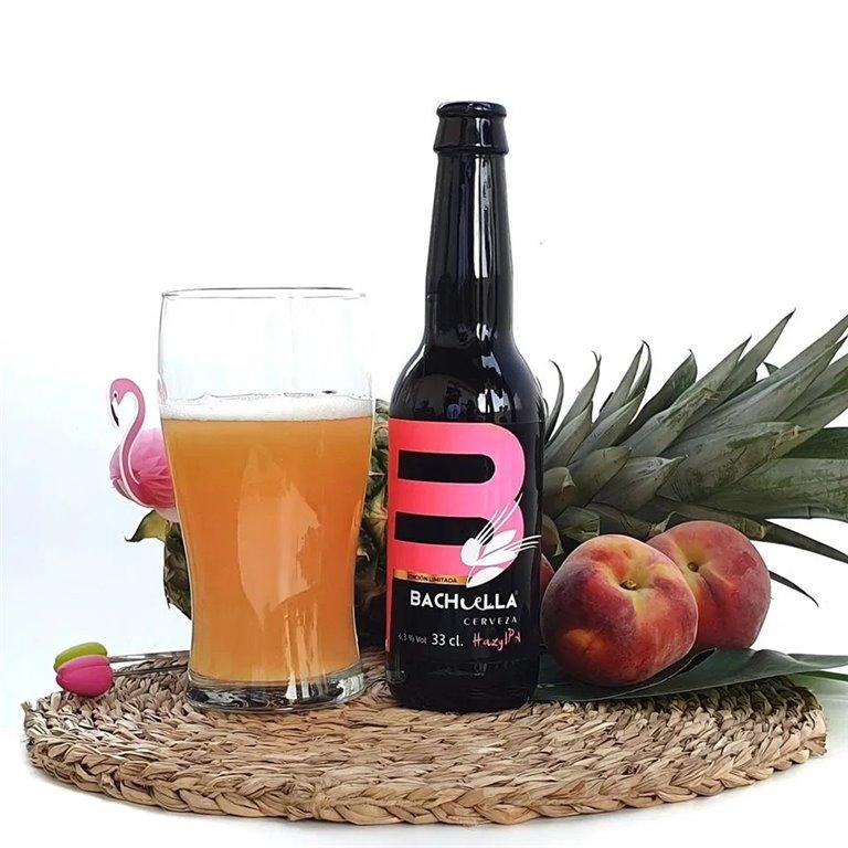 Cerveza Artesana Bachiella Hazy IPA