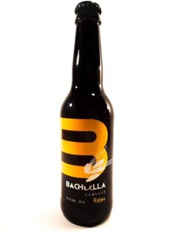 Cerveza Artesana Bachiella Rubia