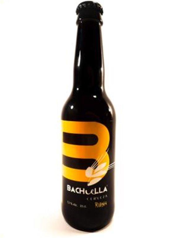 Cerveza Artesana Bachiella rubia, 1 ud