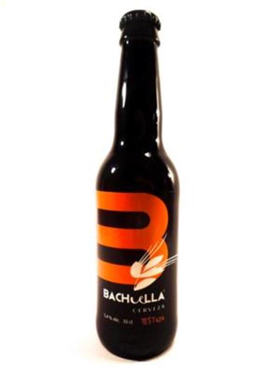 Cerveza Artesana Bachiella tostada, 1 ud