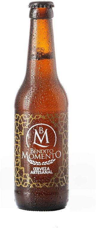 Cerveza Artesana Bendito Momento - 33 cl.