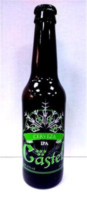 Cerveza Artesana Castel Ipa 33cl, 1 ud