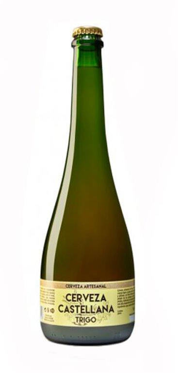 Cerveza Artesana Castellana Trigo