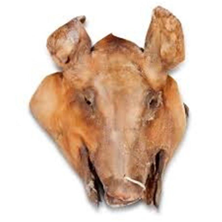 Cabeza de cerdo 4  Kg aprox