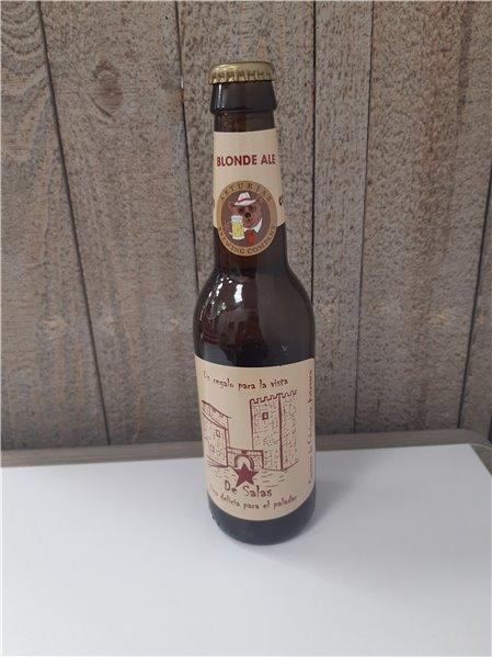 Cerveza artesana De Salas