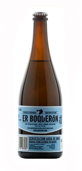 Cerveza Artesana Er Boqueron 75cl