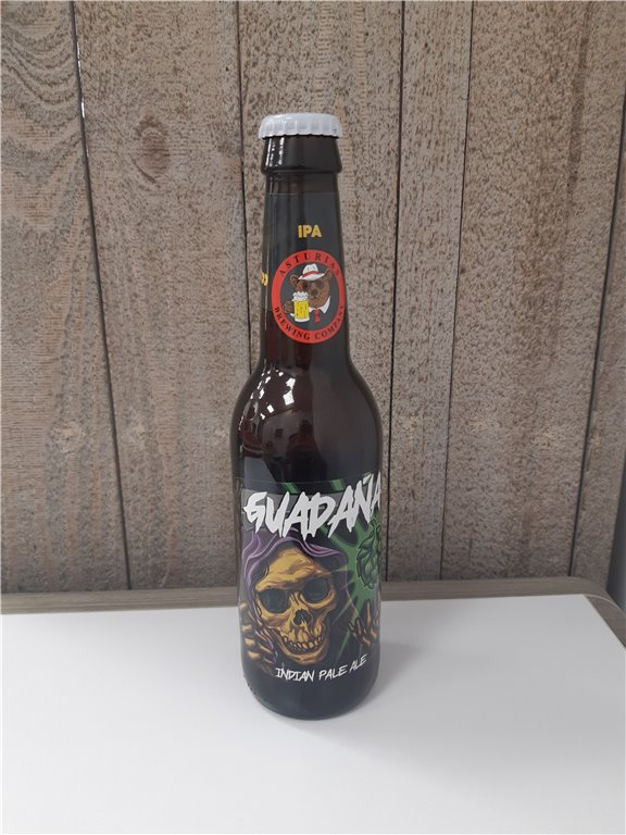 Cerveza Artesana Guadaña