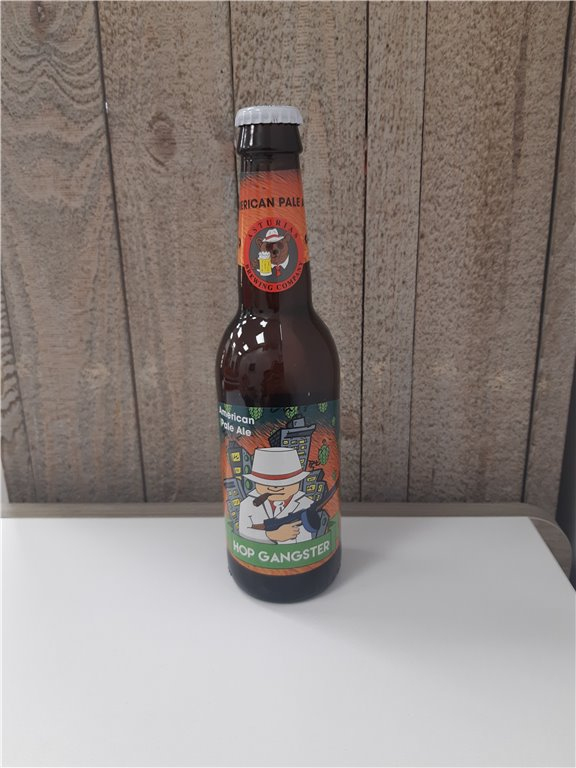 cerveza artesana HOP GANSTER