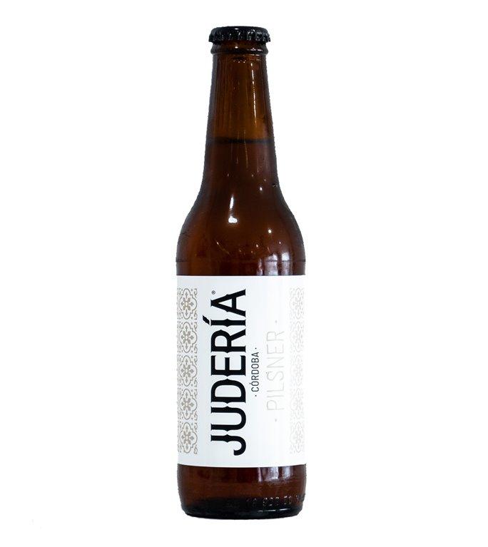Cerveza Artesana Judería PILSNER - 33 cl.