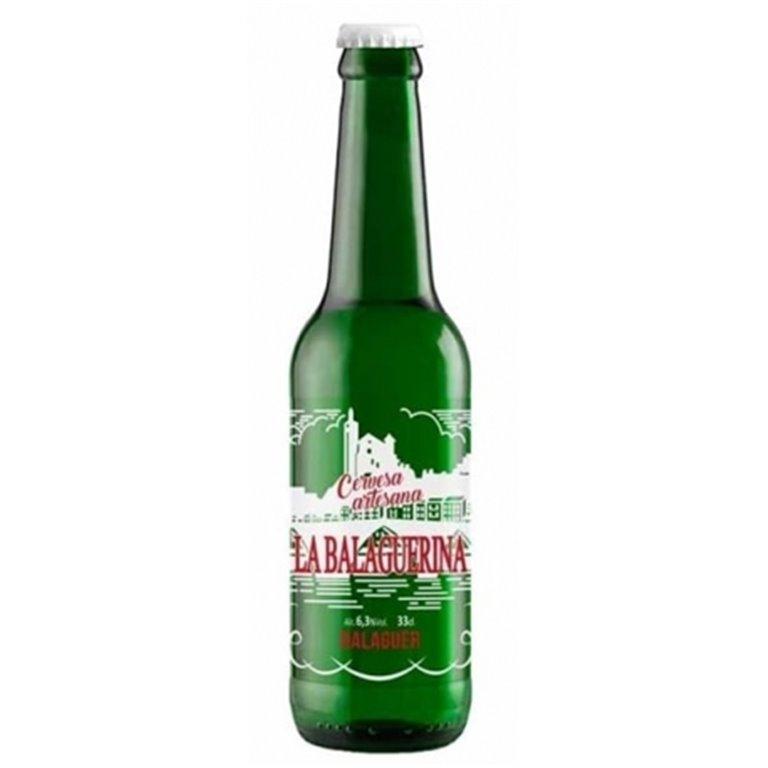 Cerveza artesana La  Balaguerina