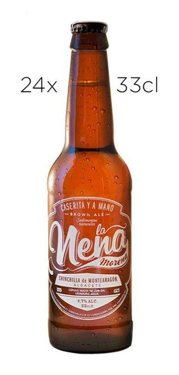 Cerveza Artesana La Nena Morena