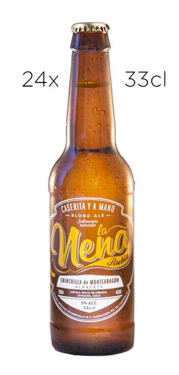 Cerveza Artesana La Nena Rubia