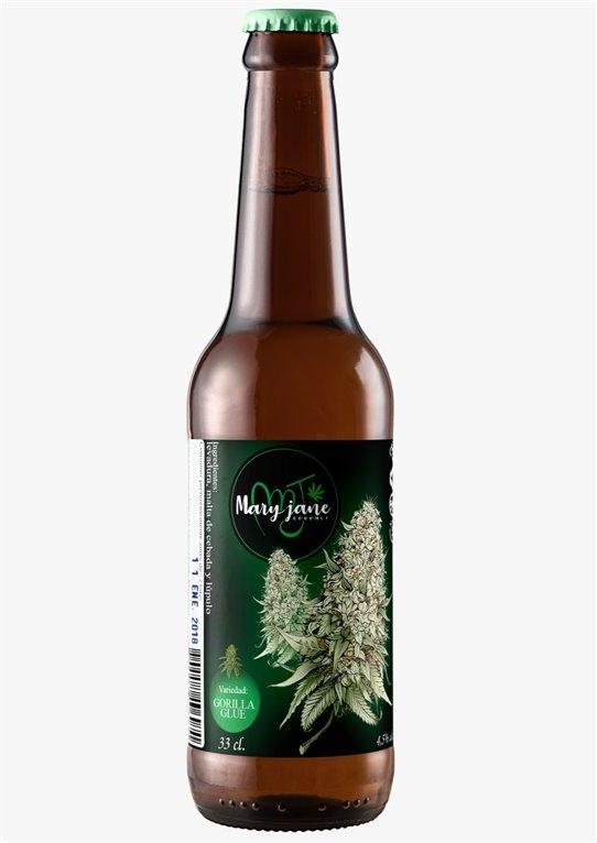 Cerveza Artesana Mary Jane