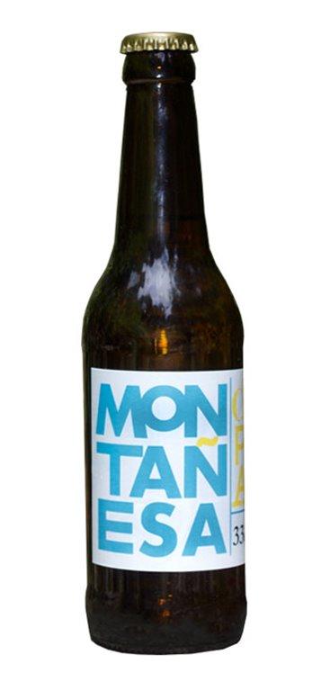 Cerveza Artesana Montañesa Citra Pale Ale