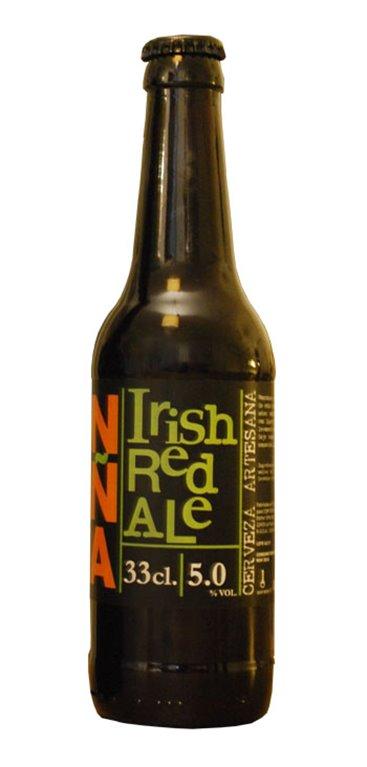Cerveza Artesana Montañesa Irish Red Ale